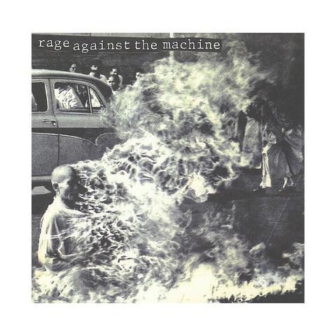 "[""Rage Against The Machine - 'Rage Against The Machine: XX (20th Anniversary Edition)' [(Black) Vinyl LP]""]"