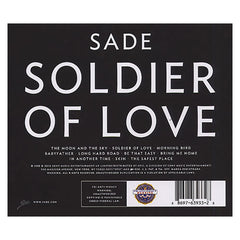 <!--120100209020085-->Sade - 'Soldier Of Love' [CD]