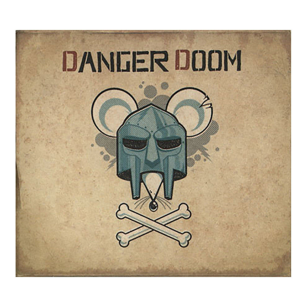 <!--020051011005568-->DANGER DOOM - 'The Mouse And The Mask' [CD]