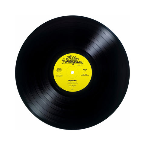 "[""Love Cryme - 'Electric Lady/ Under The N Fluence' [(Black) 12\"" Vinyl Single]""]"