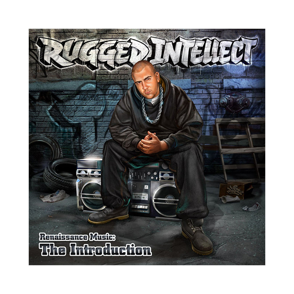 <!--020070724010009-->Rugged Intellect - 'The Introduction' [CD]