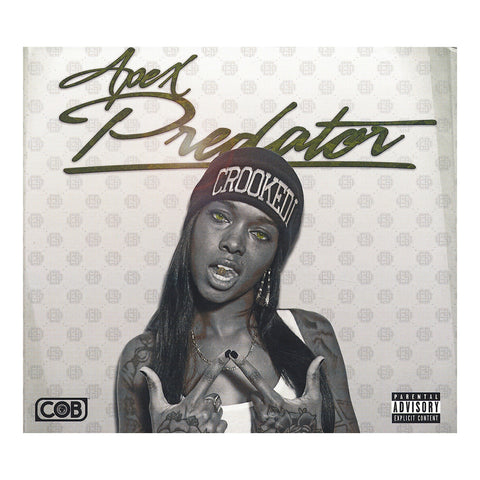 Crooked I - 'Apex Predator' [CD]