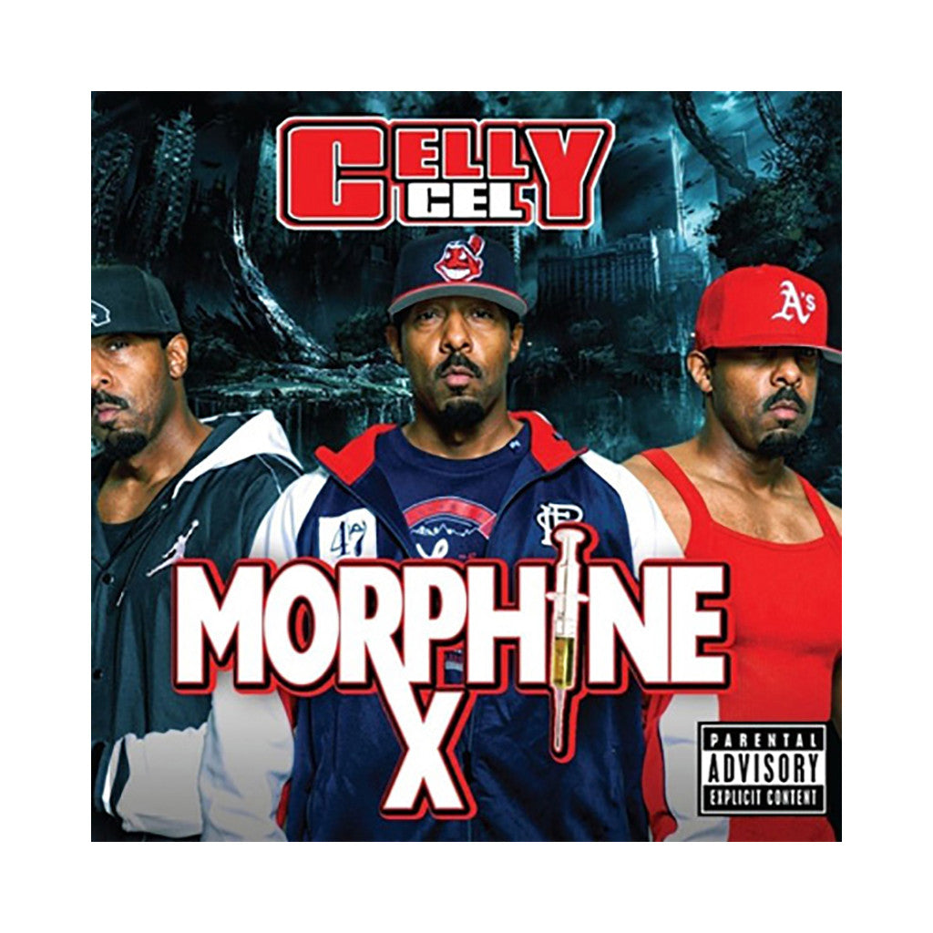 Celly Cel - 'Morphine' [CD]