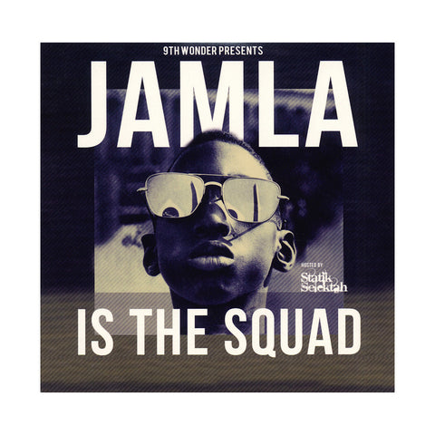 "[""9th Wonder Presents (Hosted By: Statik Selektah) - 'Jamla Is The Squad (Deluxe Edition)' [CD [2CD]]""]"
