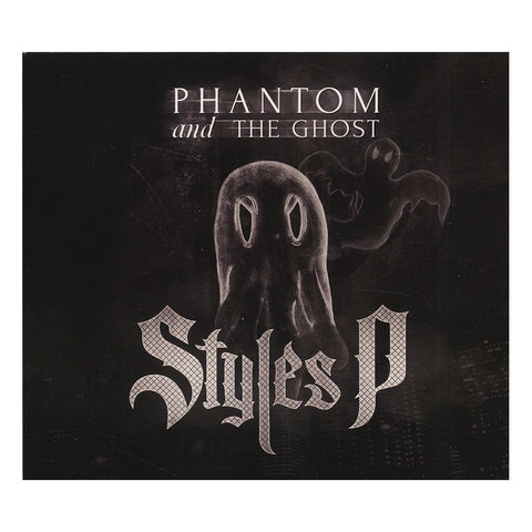 Styles P - 'Phantom And The Ghost' [CD]
