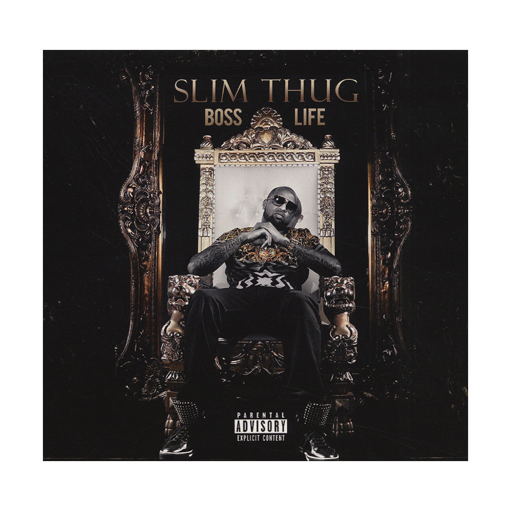 <!--2014031831-->Slim Thug - 'Boss Life' [CD]