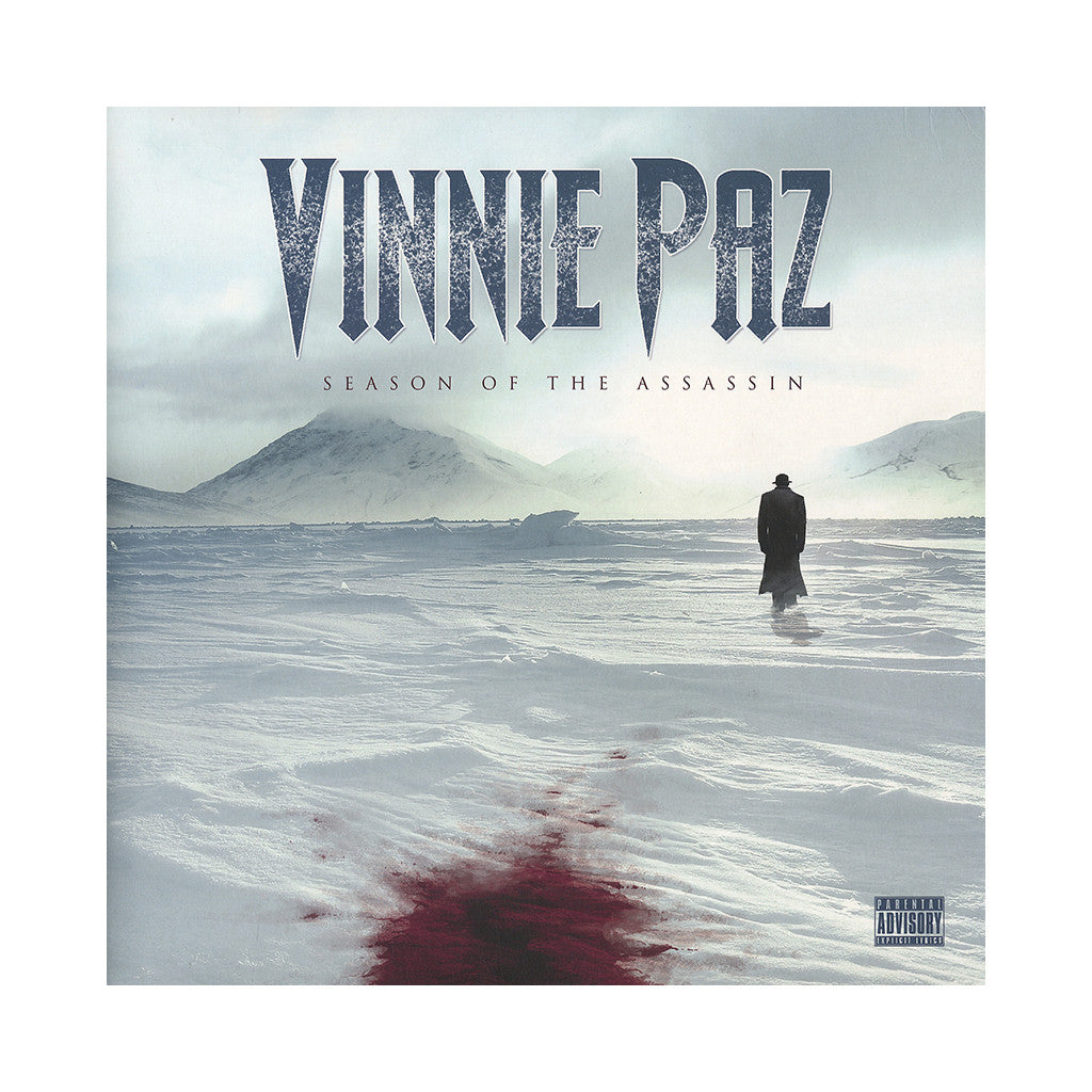 <!--2010062250-->Vinnie Paz - 'Season Of The Assassin' [CD]
