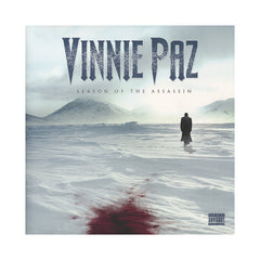 <!--020140513021108-->Vinnie Paz - 'Season Of The Assassin' [(Gray + Blue) Vinyl [2LP]]