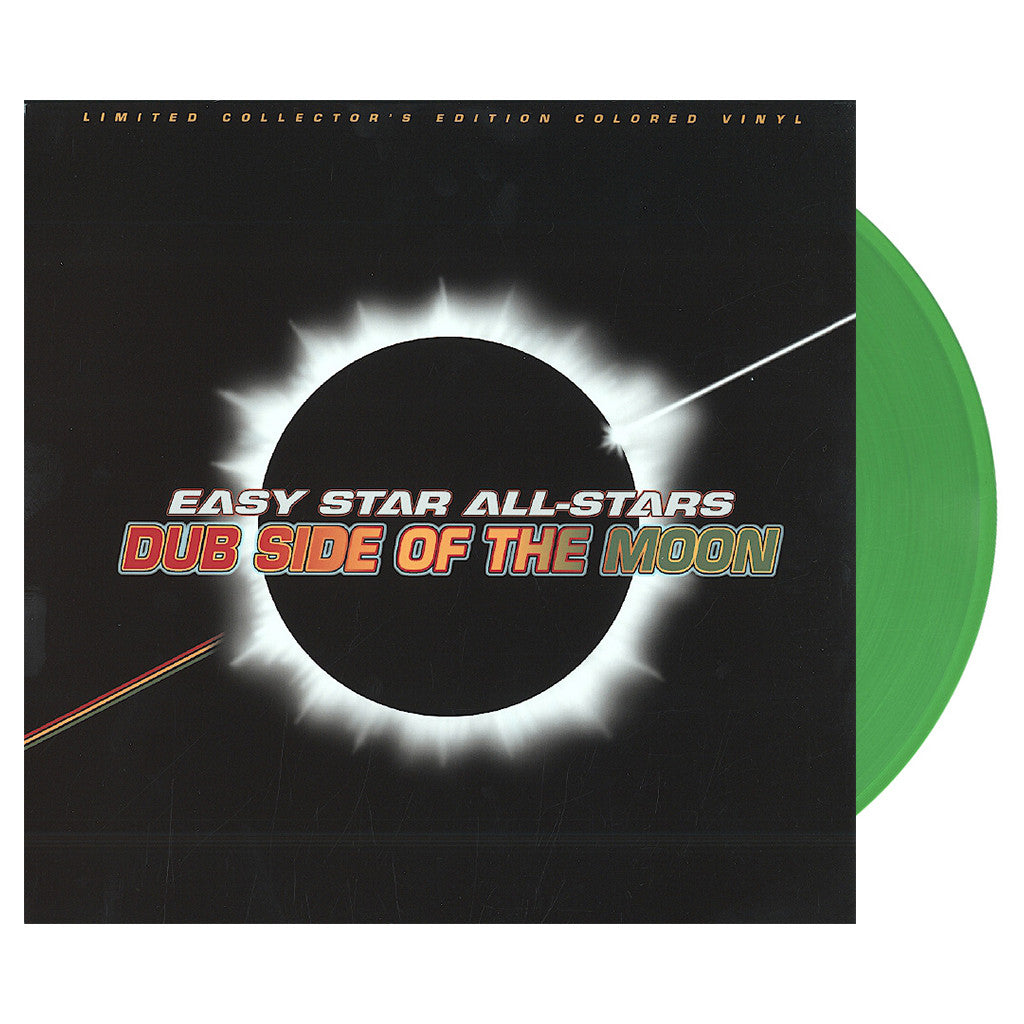 <!--020030101012854-->Easy Star All-Stars (Covering: Pink Floyd) - 'Dub Side Of The Moon' [(Green) Vinyl LP]