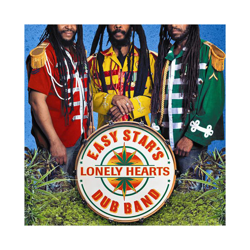 Easy Star All-Stars (Covering: The Beatles) - 'Easy Star's Lonely Hearts Dub Band' [CD]