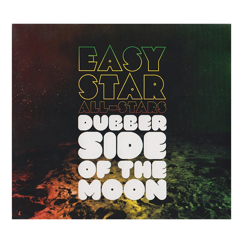 Easy Star All-Stars (Covering: Pink Floyd) - 'Dubber Side Of The Moon' [CD]