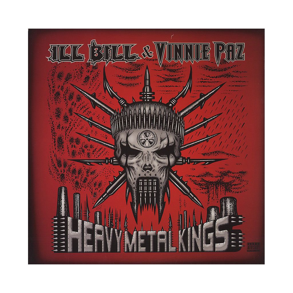 <!--120110405028073-->ILL Bill & Vinnie Paz - 'Heavy Metal Kings' [(Black) Vinyl [2LP]]