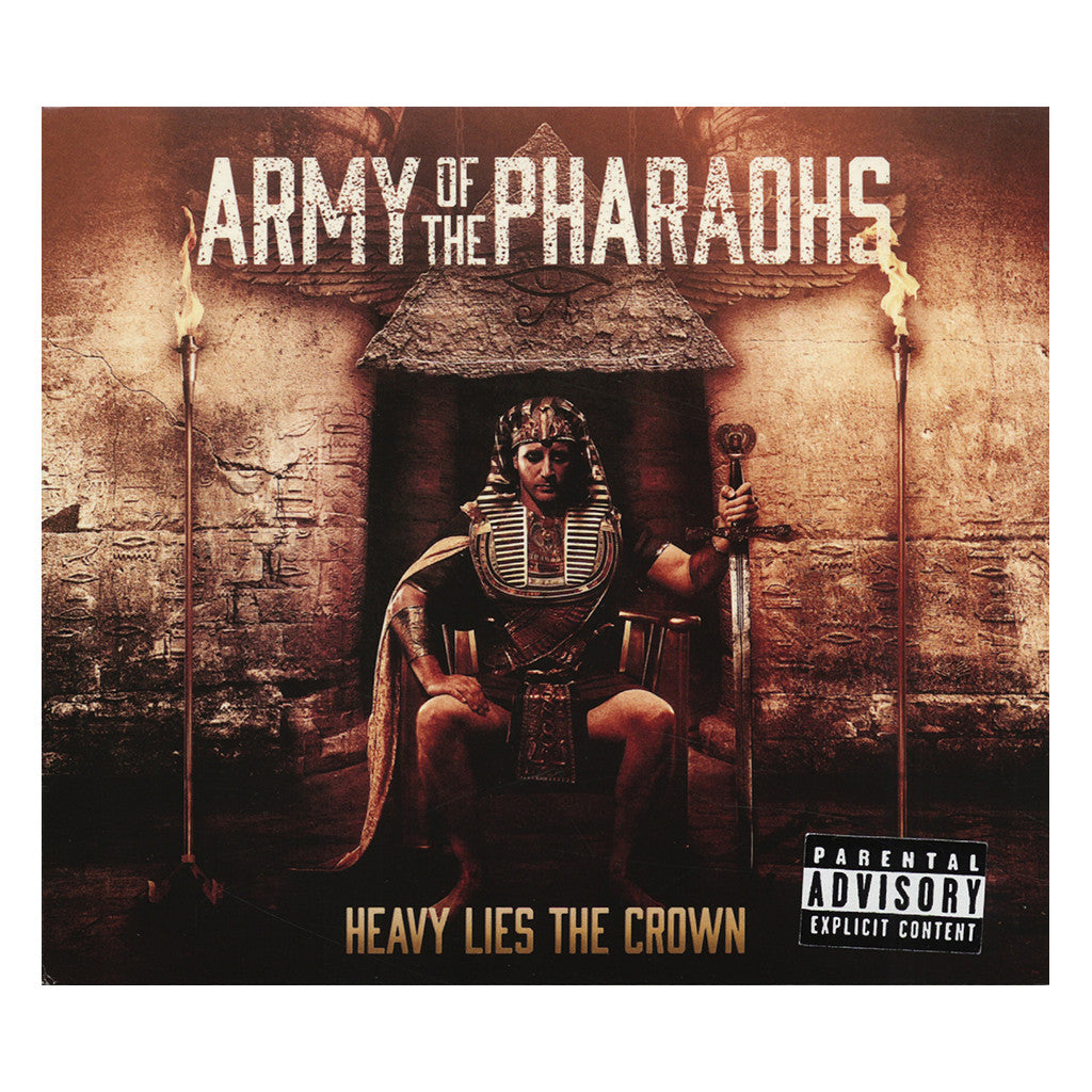 Army Of The Pharaohs - 'Heavy Lies The Crown' [CD]