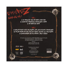 <!--020120821047472-->Grim Reaperz - 'Blood-Leg Vol. 1' [(Red) Vinyl EP]