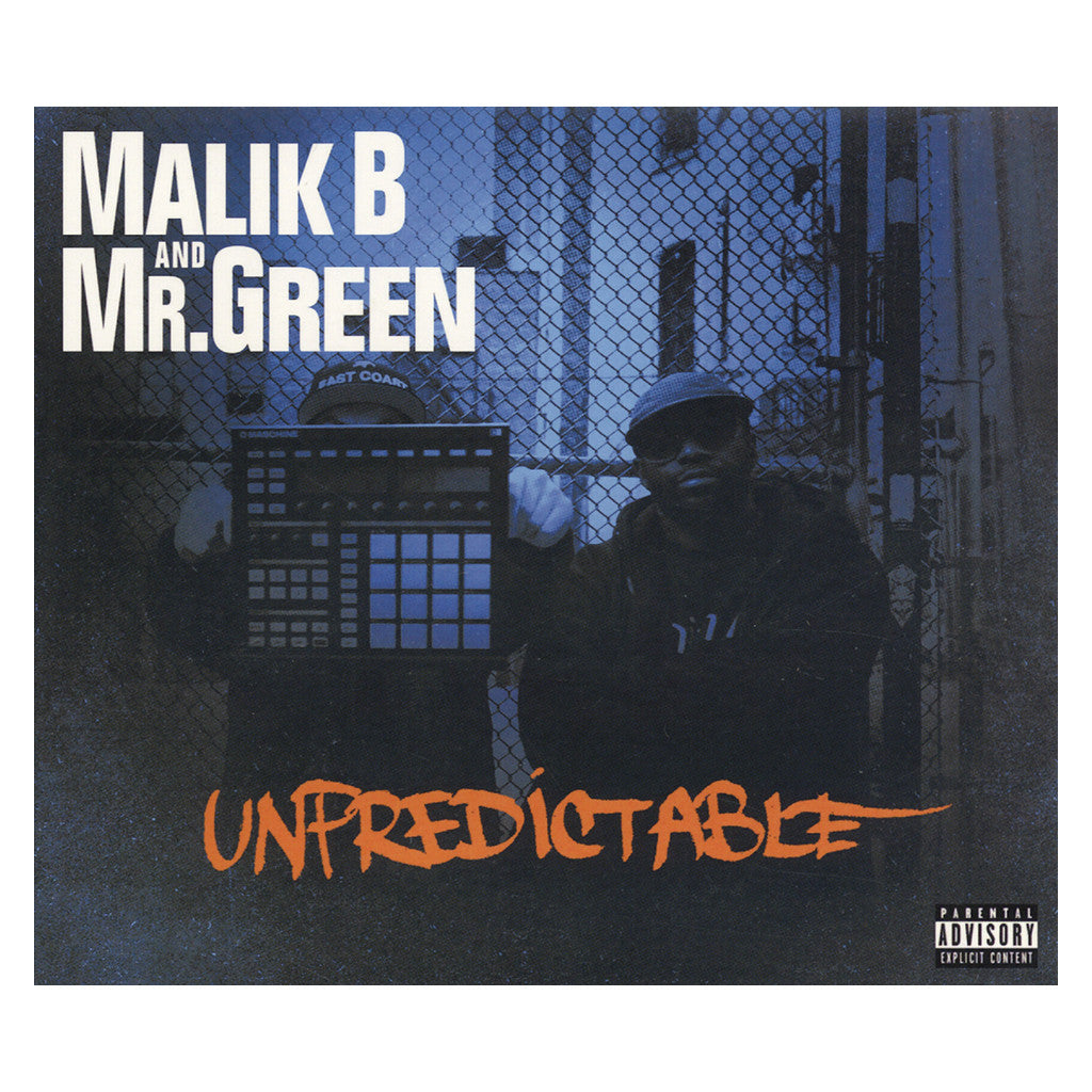 <!--2015022746-->Malik B. & Mr. Green - 'Fake Friends' [Streaming Audio]