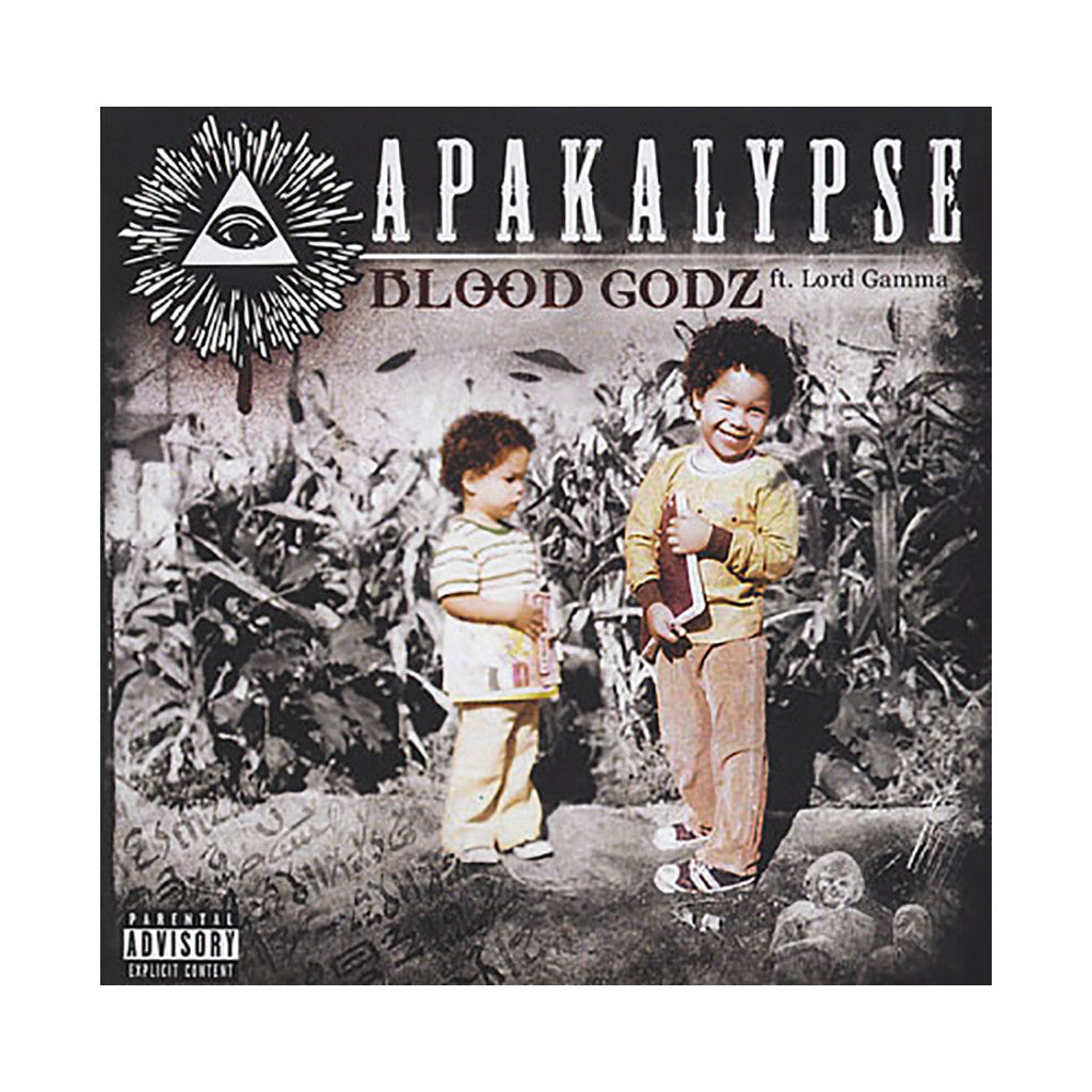 Apakalypse & Lord Gamma - 'Blood Godz' [CD]