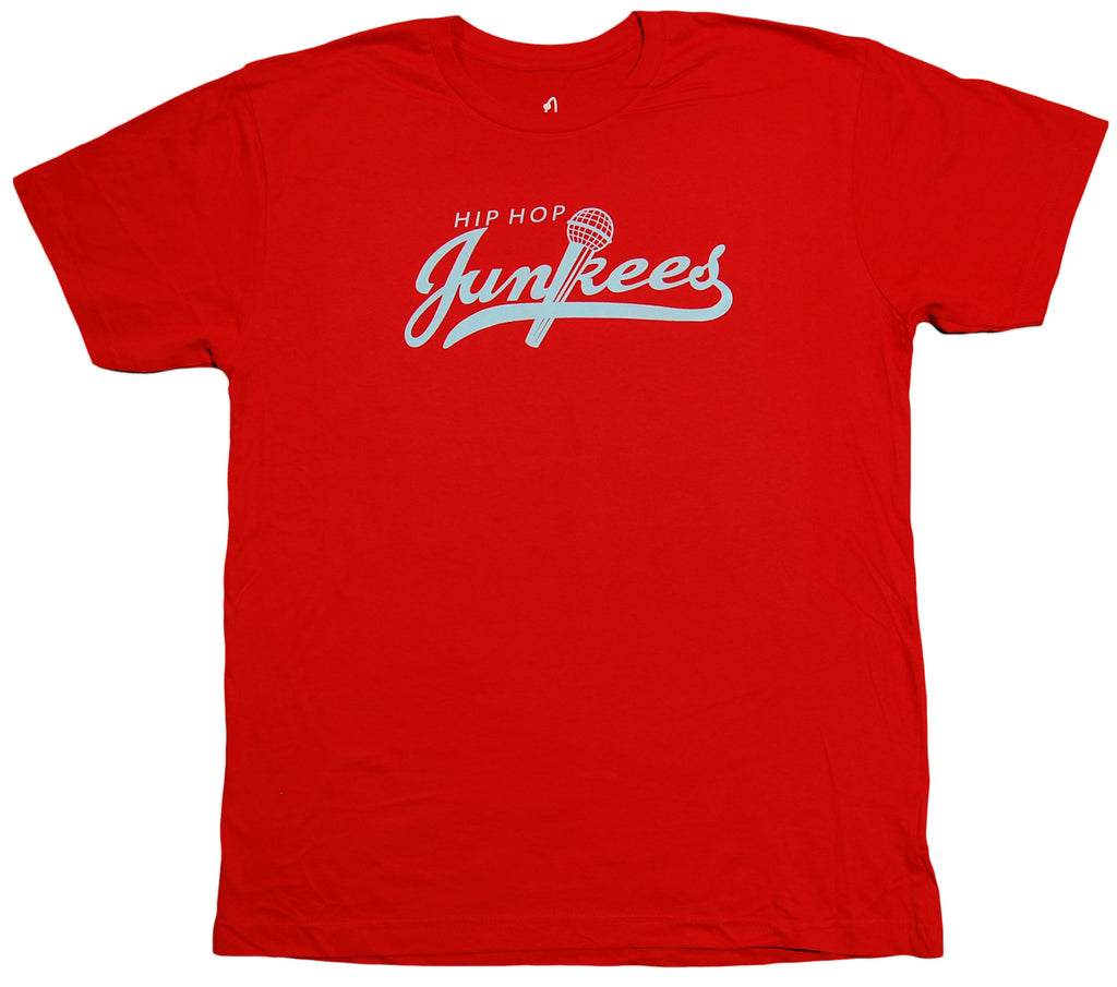 <!--2013060753-->eShirts 84 - 'Classic Hip Hop Junkees' [(Red) T-Shirt]