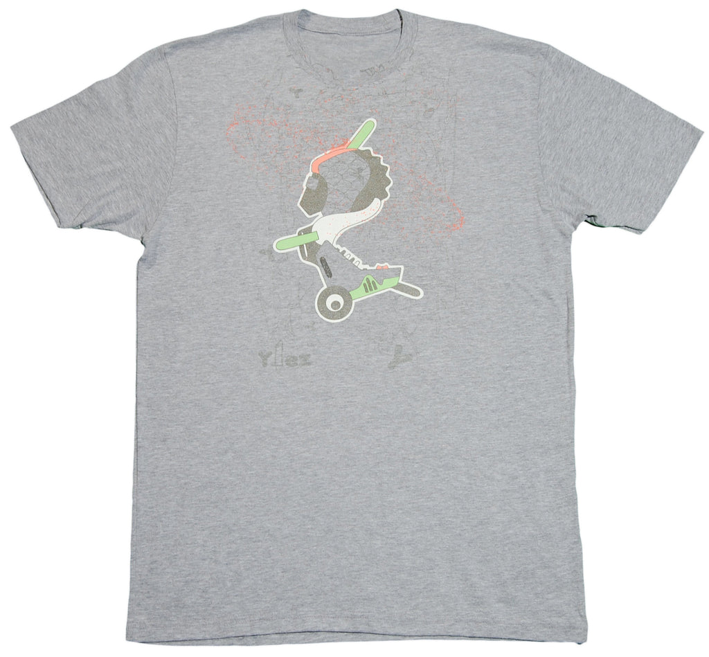 <!--2012051506-->eShirts 84 - 'Air Yeezy 2 Wolf' [(Gray) T-Shirt]