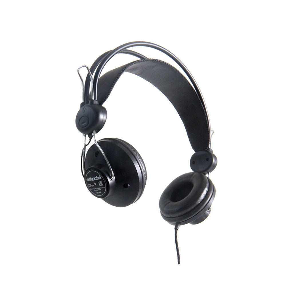 <!--020110705032773-->Eskuche - '33 1/3: B-Side' [(Matte Black) Headphones]