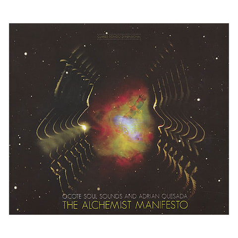 Ocote Soul Sounds & Adrian Quesada - 'The Alchemist Manifesto' [CD]