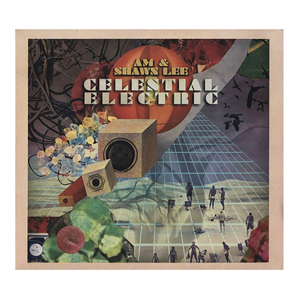 AM & Shawn Lee - 'Celestial Electric' [CD]