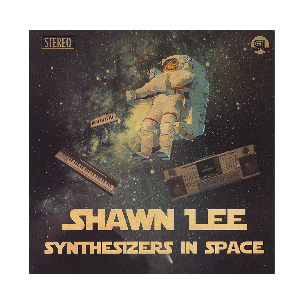 <!--2012071719-->Shawn Lee - 'Synthesizers In Space' [(Black) Vinyl LP]