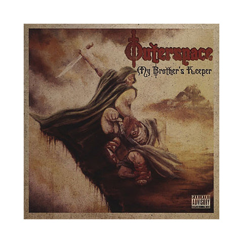 Outerspace - 'My Brother's Keeper' [CD]