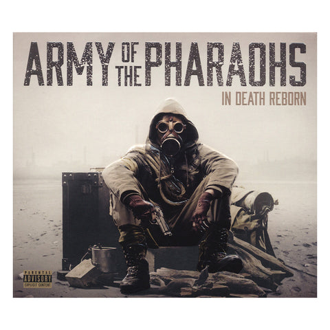 "[""Army Of The Pharaohs - 'In Death Reborn' [CD]""]"