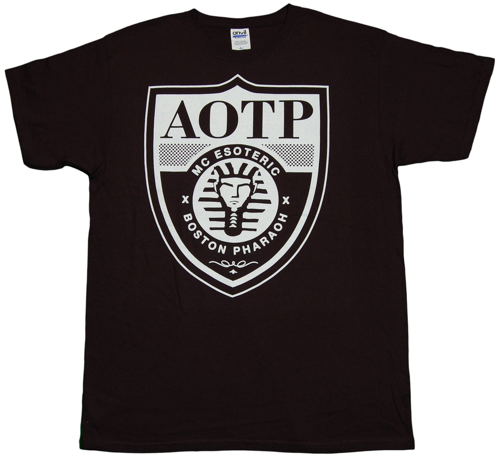 <!--2011101805-->Esoteric - 'AOTP Boston Pharaoh' [(Black) T-Shirt]