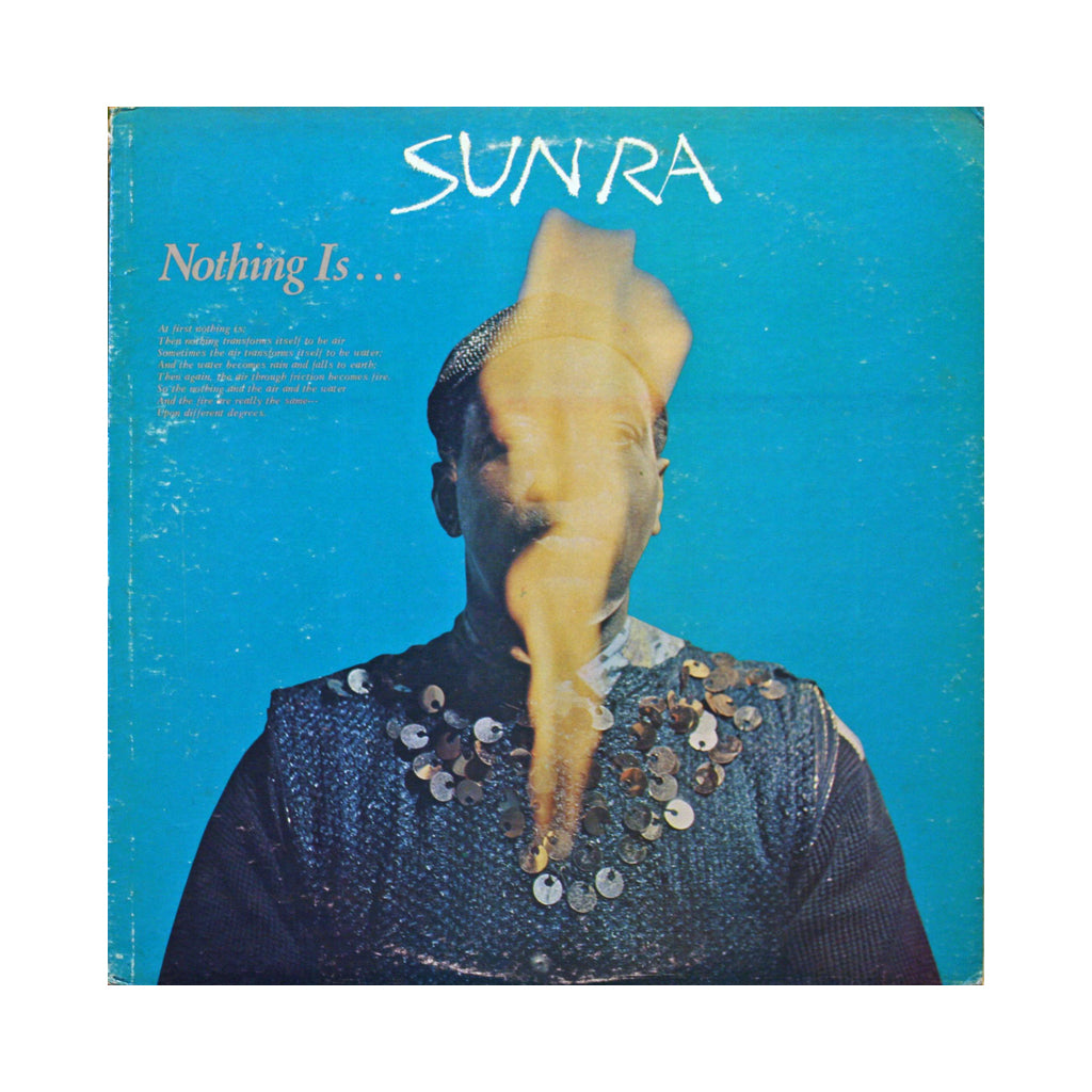 Sun Ra - 'Nothing Is' [(Opaque Yellow) Vinyl LP]