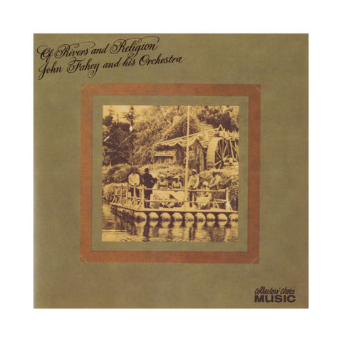 "[""John Fahey - 'Of Rivers And Religion' [(Black) Vinyl LP]""]"