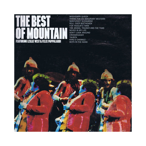 "[""Mountain - 'The Best Of' [(Black) Vinyl LP]""]"
