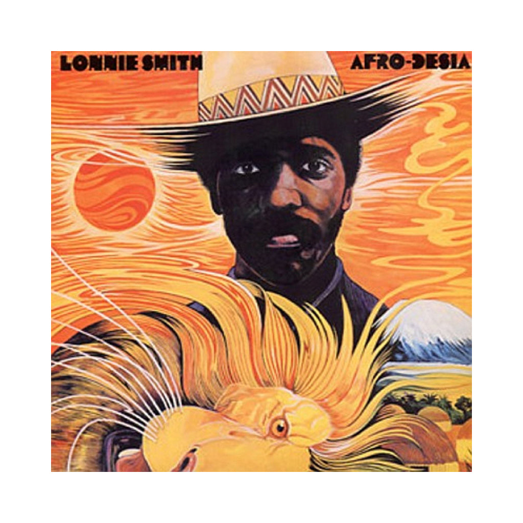 Lonnie Smith - 'Afro-Desia' [(Black) Vinyl LP]