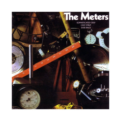 "[""The Meters - 'The Meters (8th Records)' [(Black) Vinyl LP]""]"