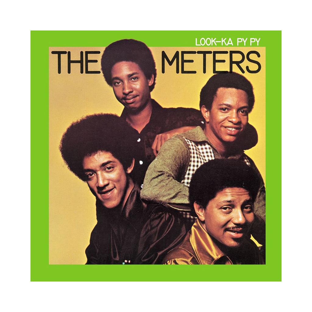 The Meters - 'Look-A Py Py (Re-Issue)' [(Black) Vinyl LP]