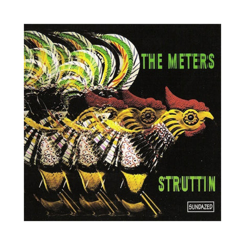 "[""The Meters - 'Struttin'' [(Black) Vinyl LP]""]"