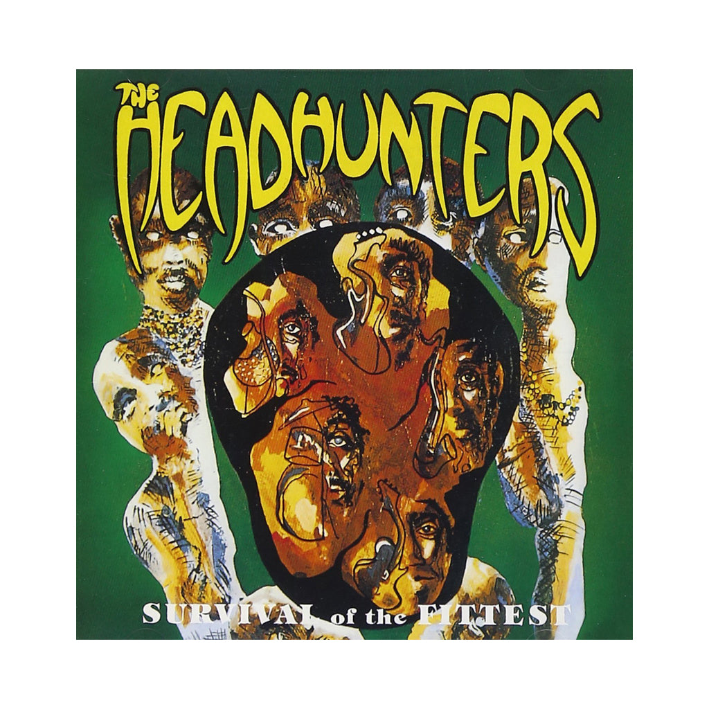 The Headhunters - 'Survival Of The Fittest' [(Black) Vinyl LP]