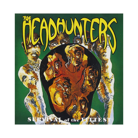 "[""The Headhunters - 'Survival Of The Fittest' [(Black) Vinyl LP]""]"