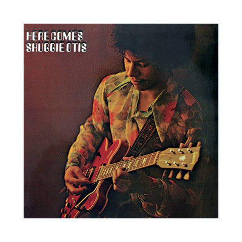"[""Shuggie Otis - 'Here Comes Shuggie Otis (8th Records)' [(Black) Vinyl LP]""]"