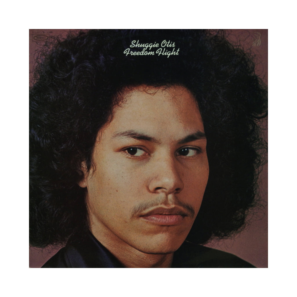 Shuggie Otis - 'Freedom Flight (8th Records)' [(Black) Vinyl LP]