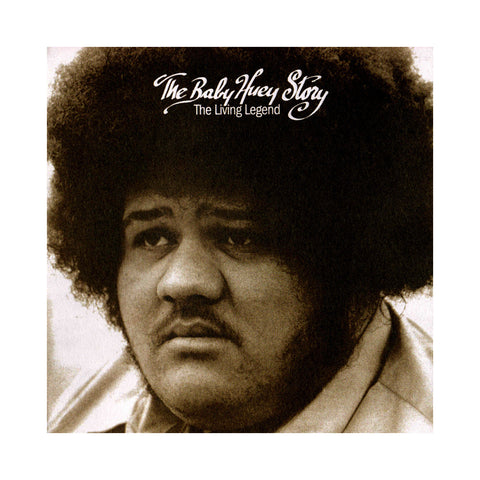 "[""Baby Huey - 'The Baby Huey Story: The Living Legend' [(Black) Vinyl LP]""]"
