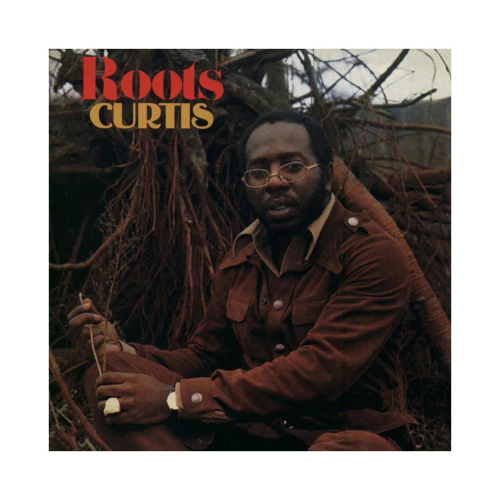 Curtis Mayfield - 'Roots' [(Black) Vinyl LP]