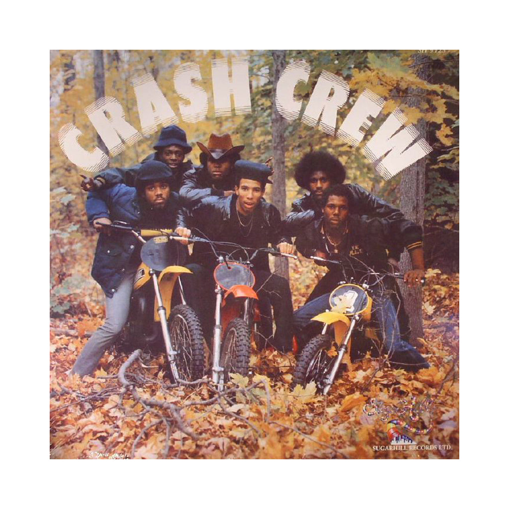 Crash Crew - 'Crash Crew' [(Black) Vinyl LP]