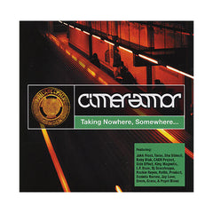 <!--020100706022480-->Cimer Amor - 'Taking Nowhere Somewhere' [CD]
