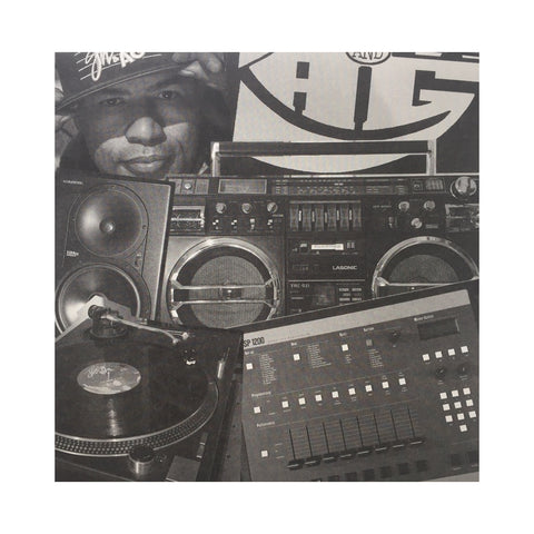 "[""A.G. & DJ Crucial - 'The 5th Beatle/ The Struggle' [(Black) 12\"" Vinyl Single]""]"