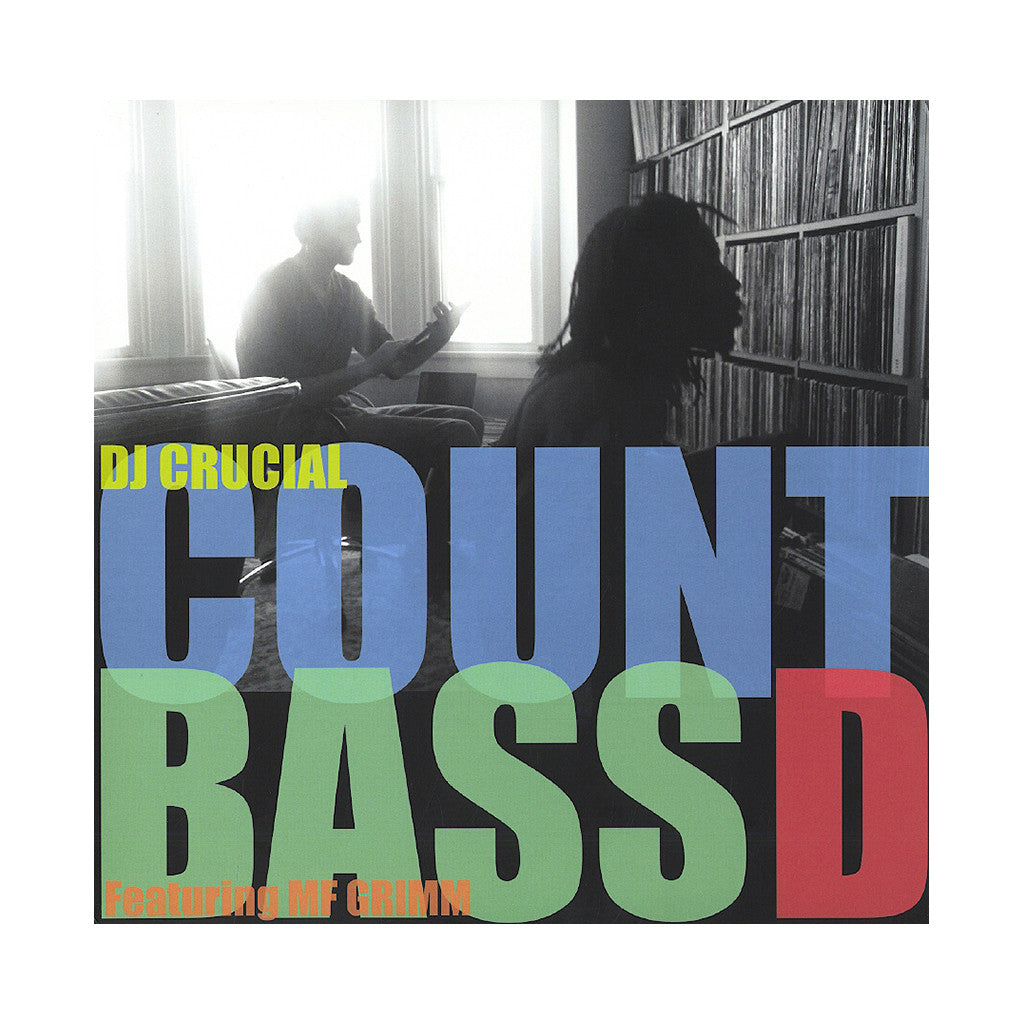<!--2013071109-->Count Bass D w/ DJ Crucial - 'That's Good' [Streaming Audio]
