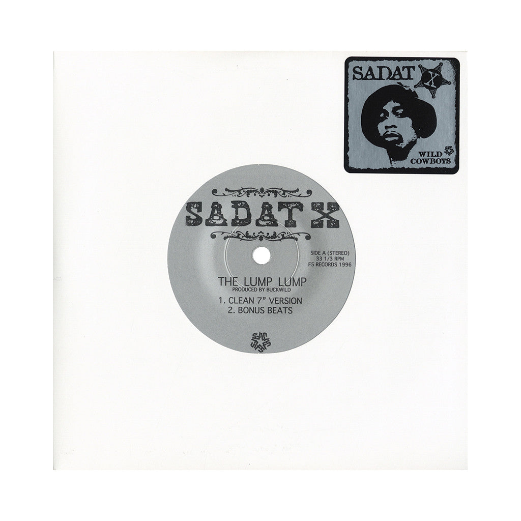 <!--2003021214-->Sadat X - 'Lump Lump (w/ Intro)' [Streaming Audio]