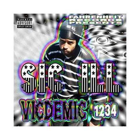 SIC ILL - 'Vicdemic 1234' [CD]