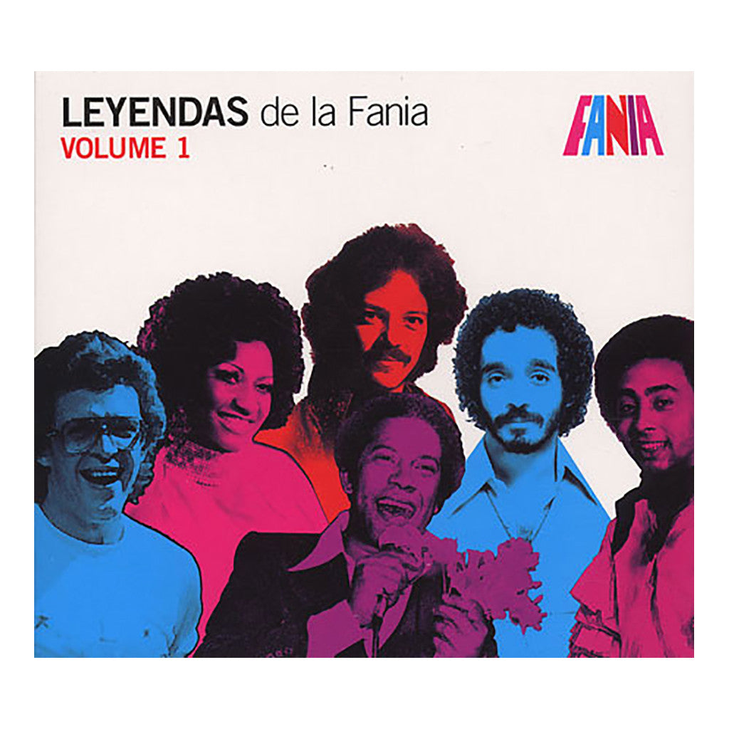 Various Artists - 'Leyendas De La Fania Vol. 1' [CD]