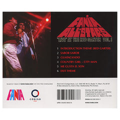 Fania All Stars - 'Live At The Red Garter Vol. 1' [CD]